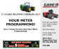 Farm Tractor and Heavy Equipment Hour Meter Repair Saskatchewan, Regina, Saskatoon, Calgary, Edmonto