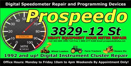 Speedometer Repair Fix 403-809-3903
